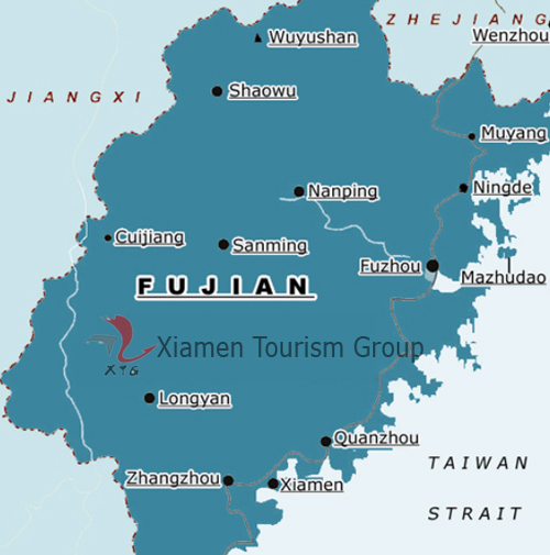 Fujian Tours China Tours Destination Guide Hotel Xiamen Tourism Group