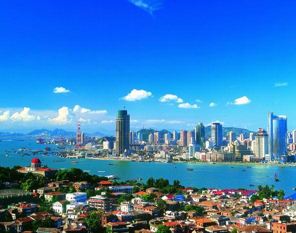 xiamen city  u0026 gulang yu island one day tour package